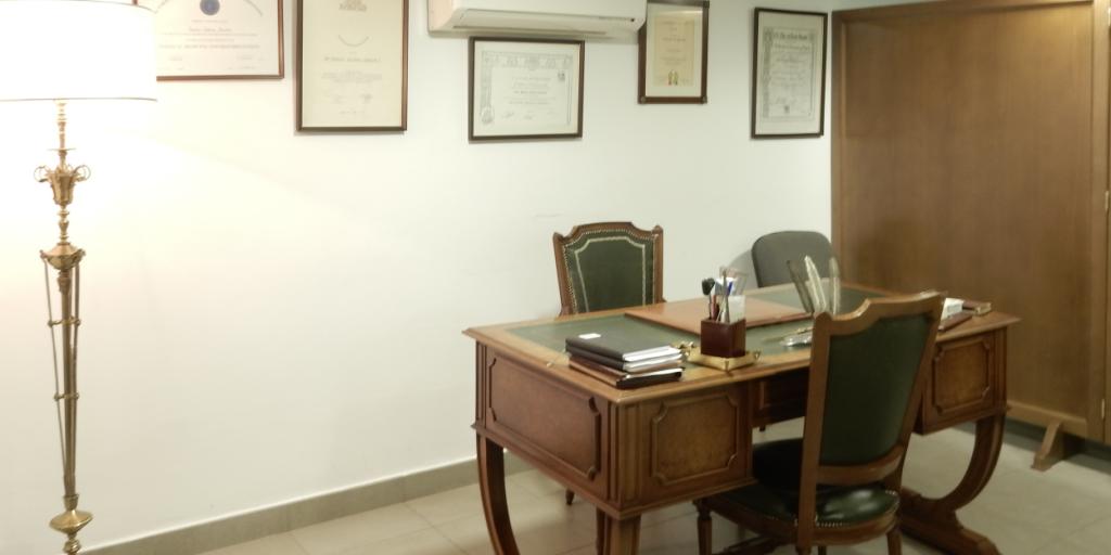 Consulta Rehabilitación Clinica Rocamar Granada
